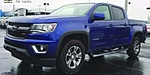 USED 2016 CHEVROLET COLORADO CREW CAB LT 4WD in EASTPOINTE, MICHIGAN