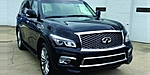 USED 2015 INFINITI QX80 AWD in EASTPOINTE, MICHIGAN