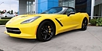 USED 2014 CHEVROLET CORVETTE STINGRAY Z51 in CLINTON TOWNSHIP, MICHIGAN