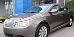 USED 2011 BUICK LACROSSE CX in CLINTON TOWNSHIP, MICHIGAN