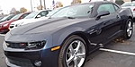 USED 2014 CHEVROLET CAMARO LT in CLINTON TOWNSHIP, MICHIGAN