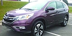 USED 2016 HONDA CR-V TOURING in BLOOMFIELD HILLS, MICHIGAN
