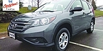 USED 2014 HONDA CR-V LX AWD in BLOOMFIELD HILLS, MICHIGAN
