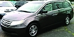 USED 2012 HONDA ODYSSEY TOURING ELITE in BLOOMFIELD HILLS, MICHIGAN