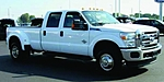 USED 2016 FORD F-350 CREW CAB DUALLY in MACOMB, MICHIGAN