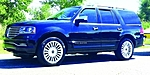 USED 2015 LINCOLN NAVIGATOR 4X4 in MACOMB, MICHIGAN