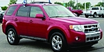USED 2009 FORD ESCAPE LIMITED 4WD in MACOMB, MICHIGAN