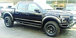 USED 2017 FORD F-150 RAPTOR CREW CAB 4X4 in MACOMB, MICHIGAN