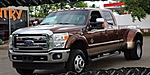 USED 2011 FORD F-350 LARIAT 4X4 4DR CREW CAB 8 FT. LB DRW PICKUP in SOUTH AMBOY, NEW JERSEY