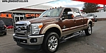 USED 2011 FORD F-250 LARIAT 4X4 4DR CREW CAB 6.8 FT. SB PICKUP in SOUTH AMBOY, NEW JERSEY