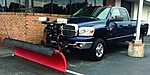 USED 2008 DODGE RAM PICKUP 2500 W/PLOW 4X4 in CLINTON TOWNSHIP, MICHIGAN