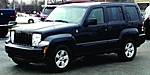 USED 2009 JEEP LIBERTY 4X4 in CLINTON TOWNSHIP, MICHIGAN