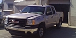 USED 2008 GMC SIERRA 1500 WORK TRUCK 4WD 4DR EXTENDED CAB 6.5 FT. SB in CENTER LINE, MICHIGAN