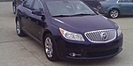 USED 2010 BUICK LACROSSE CXL 4DR SEDAN in CENTER LINE, MICHIGAN