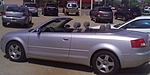 USED 2004 AUDI A4 1.8T 2DR TURBO CABRIOLET in CENTER LINE, MICHIGAN