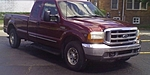 USED 2000 FORD F-250 SUPER DUTY XLT 4DR EXTENDED CAB LB in CENTER LINE, MICHIGAN