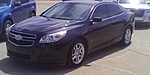 USED 2013 CHEVROLET MALIBU ECO 4DR SEDAN W/1SA in CENTER LINE, MICHIGAN