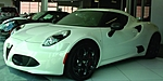 USED 2015 ALFA ROMEO 4C  in BLOOMFIELD HILLS, MICHIGAN