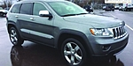 USED 2013 JEEP GRAND CHEROKEE OVERLAND V6 4X4 in BLOOMFIELD HILLS, MICHIGAN