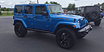 USED 2016 JEEP WRANGLER RUBICON HARD ROCK 4X4 4DR SUV in CLEMMONS, NORTH CAROLINA
