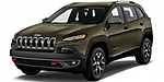 NEW 2015 JEEP CHEROKEE TRAILHAWK in HIGHLAND PARK, MICHIGAN