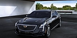 NEW 2018 CADILLAC CT6 SEDAN 3.0L TWIN TURBO PREMIUM LUXURY in NOVI, MICHIGAN