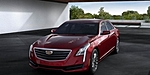NEW 2018 CADILLAC CT6 SEDAN 3.6L LUXURY in NOVI, MICHIGAN