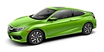 NEW 2018 HONDA CIVIC LX-P in BLOOMFIELD HILLS, MICHIGAN