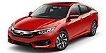 NEW 2018 HONDA CIVIC EX in BLOOMFIELD HILLS, MICHIGAN