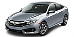 NEW 2018 HONDA CIVIC LX in BLOOMFIELD HILLS, MICHIGAN