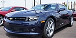 NEW 2015 CHEVROLET CAMARO LT in CENTER LINE, MICHIGAN