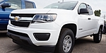NEW 2016 CHEVROLET COLORADO WORK TRUCK in CENTER LINE, MICHIGAN