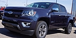 NEW 2018 CHEVROLET COLORADO Z71 in CENTER LINE, MICHIGAN