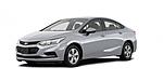 NEW 2018 CHEVROLET CRUZE LT AUTO in DEARBORN, MICHIGAN