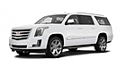 NEW 2018 CADILLAC ESCALADE ESV LUXURY in DEARBORN, MICHIGAN