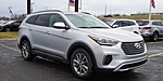 NEW 2017 HYUNDAI SANTA FE SE in WATERFORD, MICHIGAN