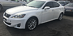 USED 2011 LEXUS IS250 LUXURY in ARLINGTON, VIRGINIA
