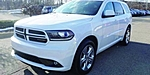 USED 2014 DODGE DURANGO SXT V6 in WALLED LAKE, MICHIGAN
