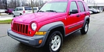 USED 2005 JEEP LIBERTY SPORT V6 4X4 in WALLED LAKE, MICHIGAN