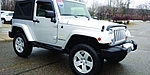 USED 2008 JEEP WRANGLER SAHARA V6 4X4 in WALLED LAKE, MICHIGAN