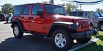 NEW 2017 JEEP WRANGLER UNLIMITED SPORT in WALLED LAKE, MICHIGAN
