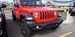 NEW 2018 JEEP WRANGLER UNLIMITED SPORT S in WALLED LAKE, MICHIGAN