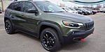 NEW 2019 JEEP CHEROKEE TRAILHAWK in WALLED LAKE, MICHIGAN