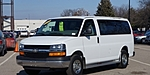 USED 2009 CHEVROLET EXPRESS PASSENGER LS 3500 in PLYMOUTH, MICHIGAN