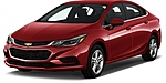 NEW 2017 CHEVROLET CRUZE LT in ANN ARBOR, MICHIGAN