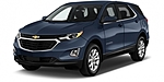 NEW 2018 CHEVROLET EQUINOX LT in ANN ARBOR, MICHIGAN