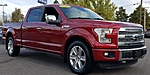 USED 2016 FORD F-150 PLATINUM in LITTLE ROCK, ARKANSAS