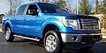 USED 2011 FORD F-150 4WD SUPERCREW 145 in LITTLE ROCK, ARKANSAS