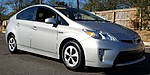 USED 2015 TOYOTA PRIUS 5DR HB FOUR in LITTLE ROCK, ARKANSAS