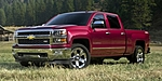 NEW 2014 CHEVROLET SILVERADO 1500 LT in HIGHLAND, MICHIGAN